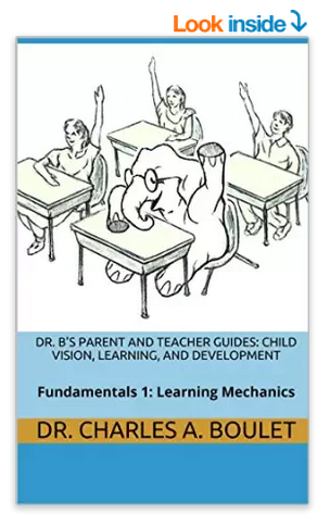Book Review: Dr. B's Parent and Teacher Guides on Child Vision, Learning & Development: Fundamentals 1