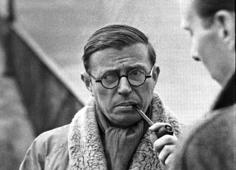Sartre's Strabismus: Exotropic Existentialism