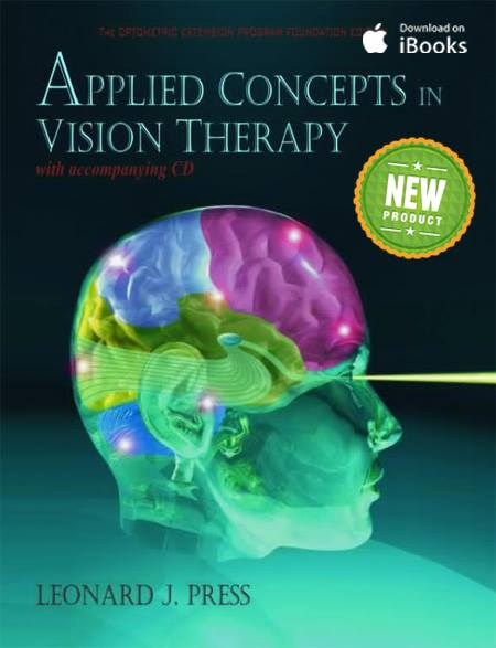 E-book version of 'Applied Concepts in Vision Therapy'