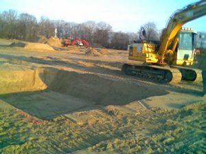 Photos taken by Nick during dig training