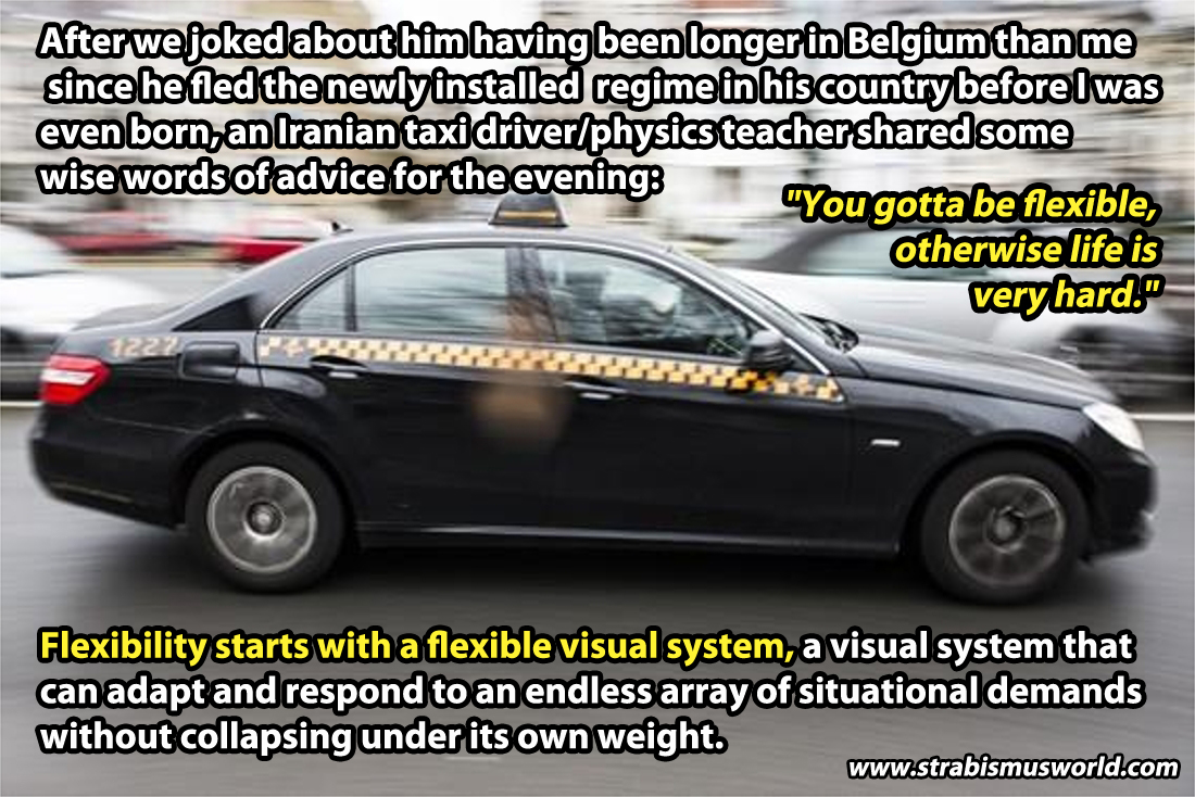 On driving and being driven